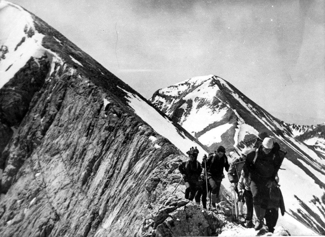 планински спасители на Кончето